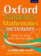 Oxford Student's Mathematics Dictionary cover