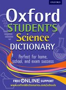 Oxford Student's Science Dictionary cover