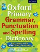 Oxford Primary GPaS Dictionary cover
