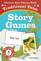 Oxford Reading Tree: Traditional Tales Story Games Flashcards
