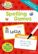 Oxford Reading Tree Read with Biff, Chip and Kipper:: Spelling Games Flashcards
