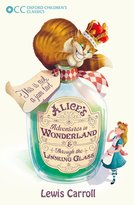 Oxford Children's Classics: Alice's Adventures in Wonderland & Through the Looking-Glass