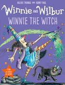 Winnie and Wilbur: Winnie the Witch with audio CD