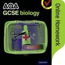 AQA GCSE Biology Online Homework