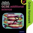 AQA GCSE Additional Science Online Homework