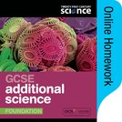 Twenty First Century Science -  Additional Science Online Homework