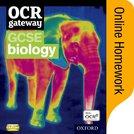 OCR Gateway GCSE Biology Online Homework