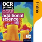 OCR Gateway Additional Science Online Student Book