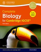 Complete Biology for Cambridge IGCSE 3rd ed Student Book