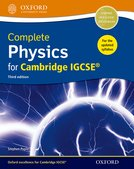 Complete Science for Cambridge IGCSE ®: Complete Physics for Cambridge IGCSE ® Student book (Third edition)