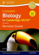 Complete Biology for Cambridge IGCSE Revision Guide 3rd ed