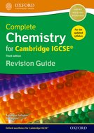 Complete Chemistry for Cambridge IGCSE 3rd ed Revision Guide