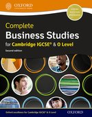 Complete Business Studies for Cambridge IGCSE & O Level Student Book 2nd ed