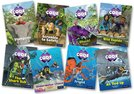 Project X Code: Jungle Trail & Shark Dive Pack of 8