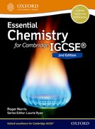 Essential Chemistry for Cambridge IGCSE 2nd ed Student Book