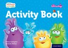 Oxford International Early Years: The Glitterlings: Activity Book (including stickers)