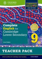 Complete English for Cambridge Secondary 1 Teacher Pack 9