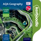 AQA Geography A Level & AS: Human Geography Kerboodle Student Book