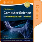 Complete Computer Science for Cambridge IGCSE® & O Level Online Student Book