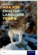 AQA KS3 English Language Workbook Yr 8 Pack of 15