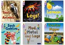 Oxford Reading Tree inFact: Oxford Level 1+: Class Pack of 36
