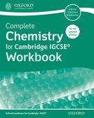 Complete Chemistry for Cambridge IGCSE 3rd ed Workbook