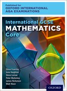 International GCSE Mathematics Core Level Student Book
