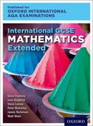 International GCSE Mathematics Extended Level Student Book