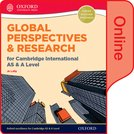 Global Perspectives and Research for Cambridge International AS & A Level Online Book