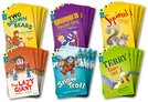 Oxford Reading Tree All Stars: Oxford Level 9: Pack 1a (Class pack of 36)