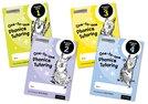 Read Write Inc. Phonics: One-to-one Phonics Tutoring Progress Book Mixed Pack of 4