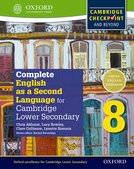 Complete English as a Second Language for Cambridge Secondary 1 Student Book 8