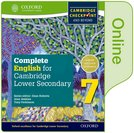 Complete English for Cambridge Secondary 1 Online Student Book 7