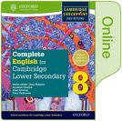 Complete English for Cambridge Secondary 1 Online Student Book 8