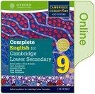 Complete English for Cambridge Secondary 1 Online Student Book 0