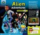 Project X: Alien Adventures: Series Companion 2