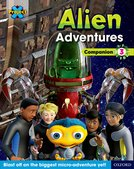 Project X <i>Alien Adventures</i>: Brown-Grey Book Bands, Oxford Levels 9-14: Companion 3