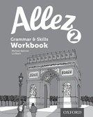 Allez: Grammar & Skills Workbook 2 Pack of 8