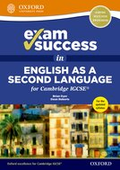 Exam Success in English as a Second Language for Cambridge IGCSE with CD