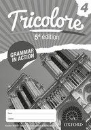 Grammar in Action Workbook 4 Pack of 8