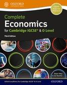 Complete Economics for Cambridge IGCSE & O Level Student Book 3rd ed