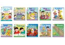 Oxford Reading Tree Biff, Chip and Kipper Stories Decode and Develop: Oxford Levels 1-3: Reception / P1 Easy Buy Pack
