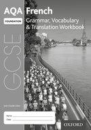 AQA GCSE French Foundation Workbook Pack of 8