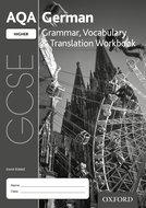 AQA GCSE German Higher Workbook Pack of 8
