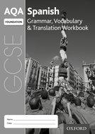 AQA GCSE Spanish Foundation Workbook Pack of 8