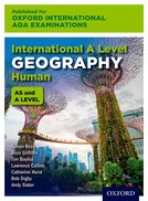 International A Level Geography Human AS and A Level Student Book