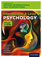 International A Level Psychology AS and A Level Student Book