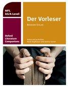 Oxford Literature Companions for A Level Languages: Der Vorleser
