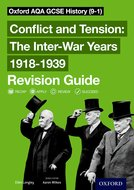 Conflict & Tension 1918-39 Revision Guide