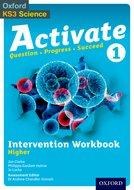 Activate 1 Intervention Workbook Higher